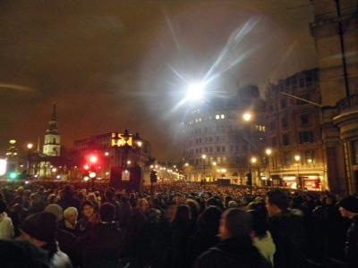 revelion londonez
